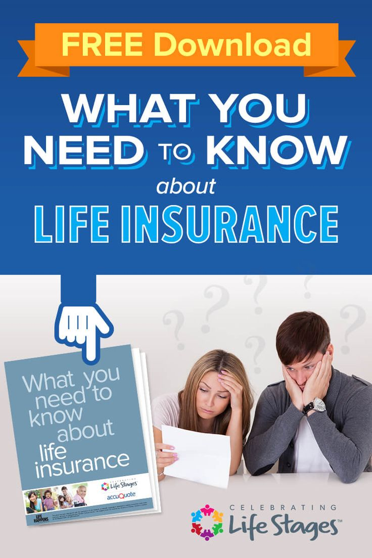 FREE e-Book shows you how life insurance can safeguard your family for a lifetime. It's a quick guide to how much you need, the basic types, and more. A must read for parents.