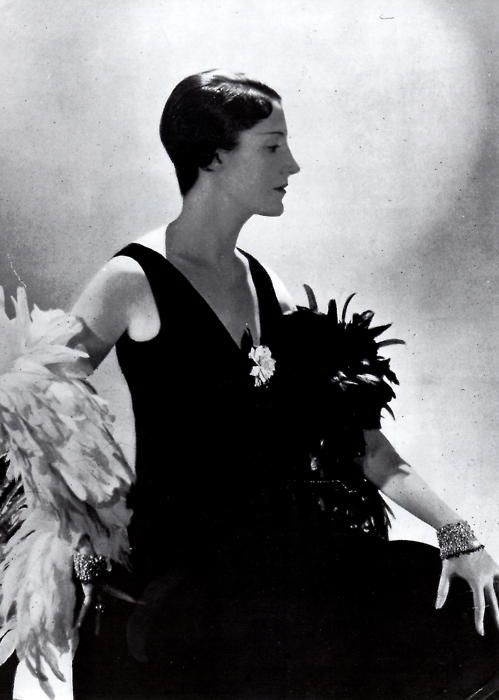 "Daisy Fellowes 1930's: ""Daisy Fellowes enjoyed making other women appear foolish, and"