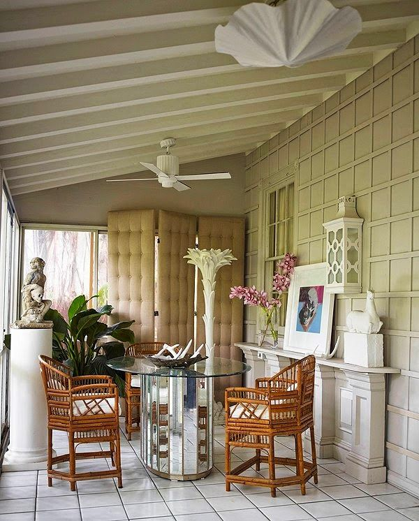 Palm Beach Style Decorating Decoded- The Glam Pad