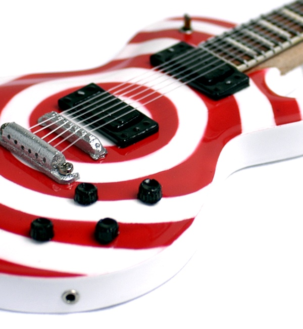 guitar: Black Red Whit, White Red, Perfect Guitar, Black White, Guitar Players, Red White Black, Black Beautiful, Red Guitar, Red Black