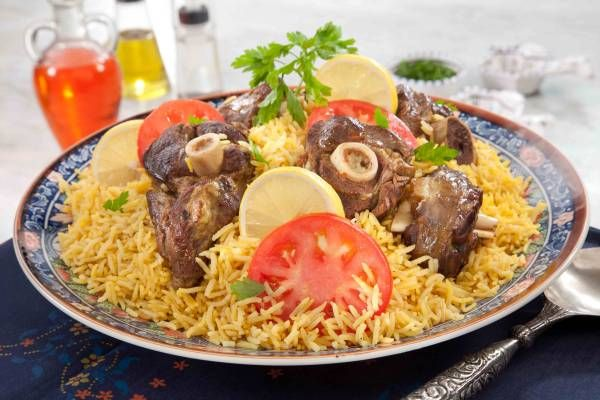 مجبوس اللحم Egyptian Food Cooking Food