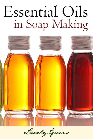 A list of essential oils (including their common and inci names) and permitted percentages allowed when using in soap recipes.