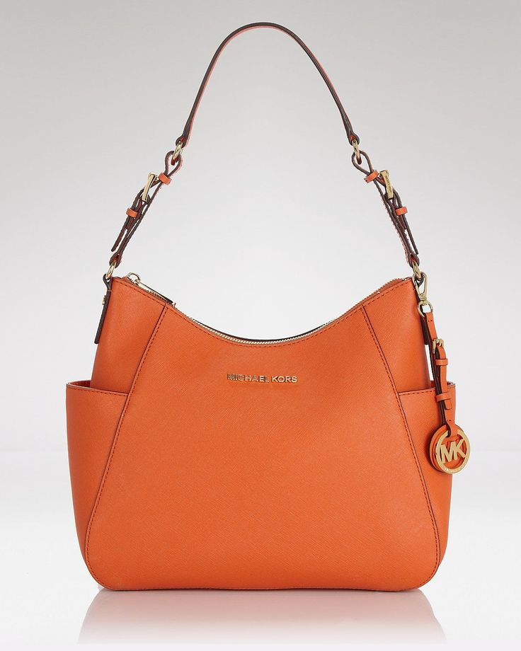 MICHAEL Michael Kors Shoulder Bag - Leather | Bloomingdales