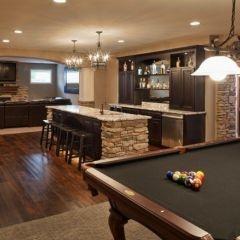 44 best Basement and Rec Room Design images on Pinterest Home