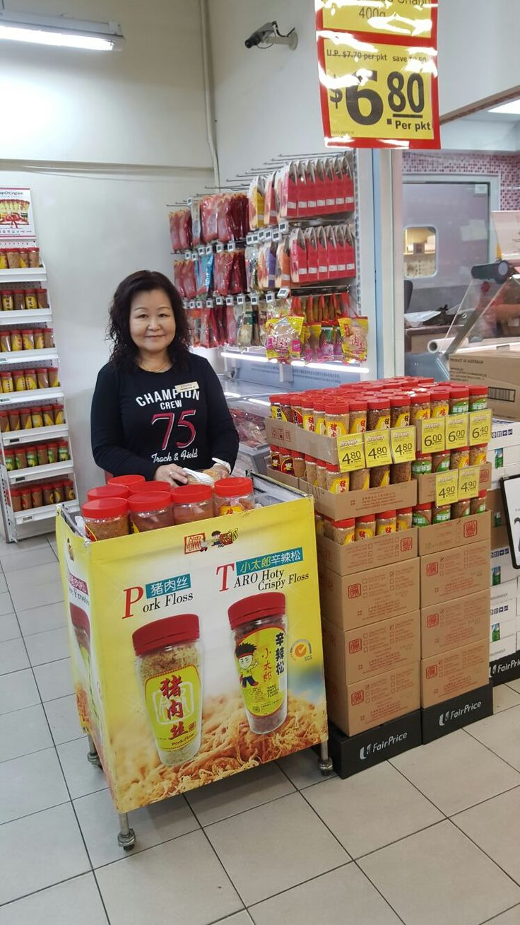 Hooray! FREE Floss Sampling!  Enjoy the Floss Series 2 weeks Great Offer Price !!!  20 Oct - 02 Nov 2016 at Islandwide NTUC Fairprice/Finest/Hypermarkets.  Visit the outlets for FREE Floss Sampling as below:  >>> 20 - 25 Oct 2016   YEW TEE MRT   61 Choa Chu Kang Drive   #01-01 Yew Tee MRT Station   Singapore 689715  >>> 27 Oct - 01 Nov 2016   BUKIT TIMAH PLAZA   1 Jalan Anak Bukit  #B1-01 & #B2-01 Bukit Timah Plaza   Singapore 588996   Hurry Up & Grab the Delectable Promotion items Now =p