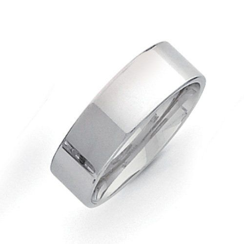 Palladium Flat Comfort Fit 7.00mm Band Jewelrypot. $504.99. 30 Day Money Back Guarantee. Your item will be shipped the same or next weekday!. All Genuine Diamonds, Gemstones, Materials, and Precious Metals. Fabulous Promotions and Discounts!. 100% Satisfaction Guarantee. Questions? Call 866-923-4446. Save 46% Off!