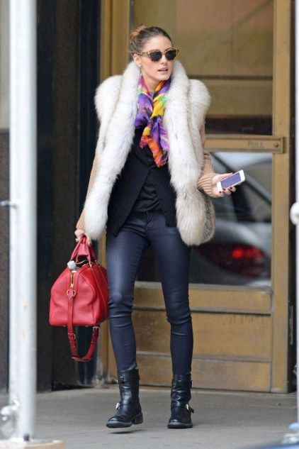 LAYERING | Confesiones de una Casual Girl | #streetstyle #fashion #layering #looks #boots #jeans #casual #Olivia #Palermo