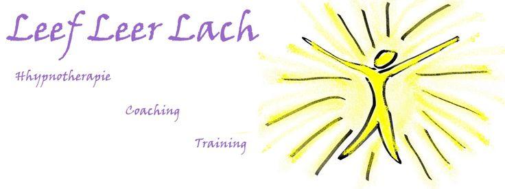 Leef Leer Lach hypnotherapie en coaching in Valkenswaard.