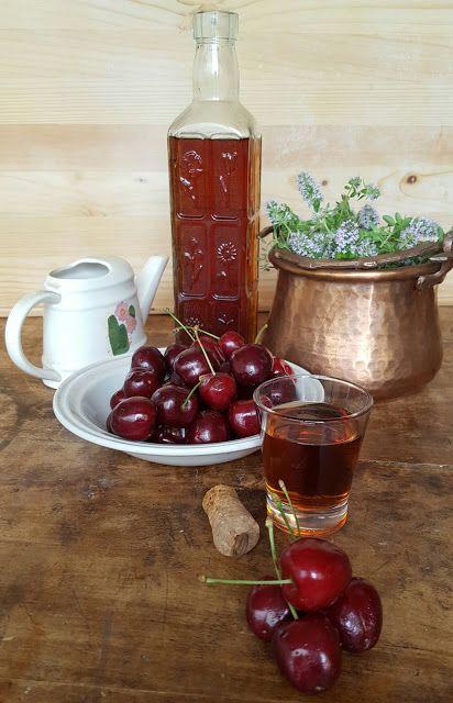 Liquore alla ciliegia | Blog di cucinaspartana