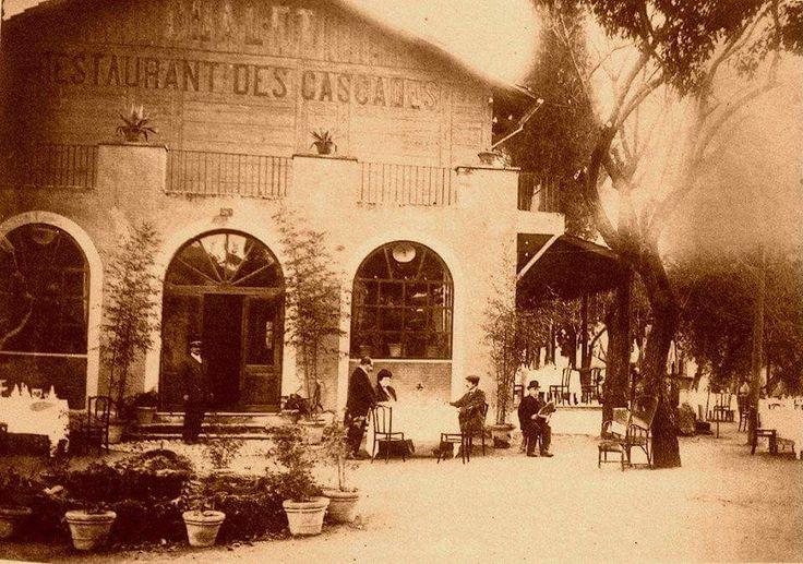 Tivoli.1800 ingresso villa Gregoriana