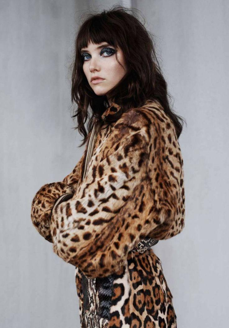 Grace Hartzel by Steven Pan for Elle France August 2016