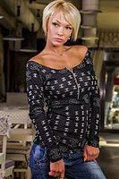 Женский свитер Шанель черный 7000210