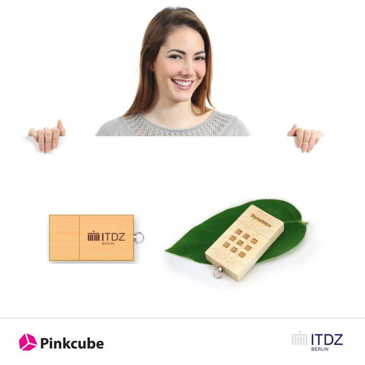 Zu jedem Zeitpunkt dieser erfolgreichen Zusammenarbeit, konnten wir uns voll und ganz auf die Zuverlässigkeit und Zielstrebigkeit des IT-Unternehmen ITDZ Berlin verlassen und konnten so die Eco Wood USB Sticks in Rekordzeit bedrucken und wie immer kostenlos liefern.