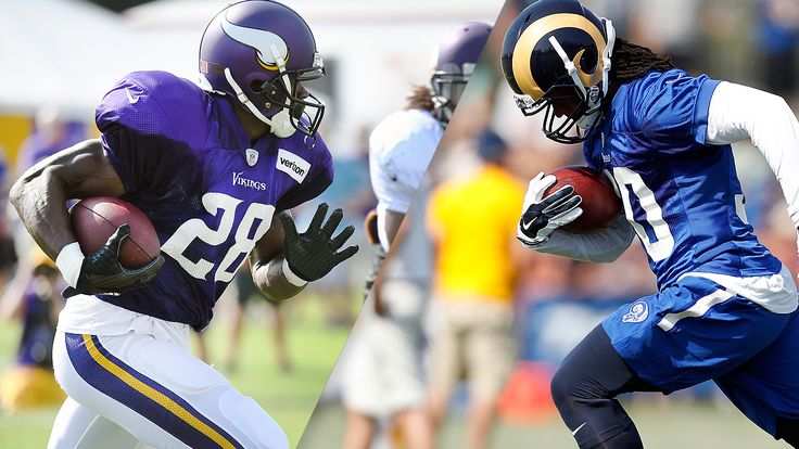 Fantasy running back projections for all 32 NFL teams