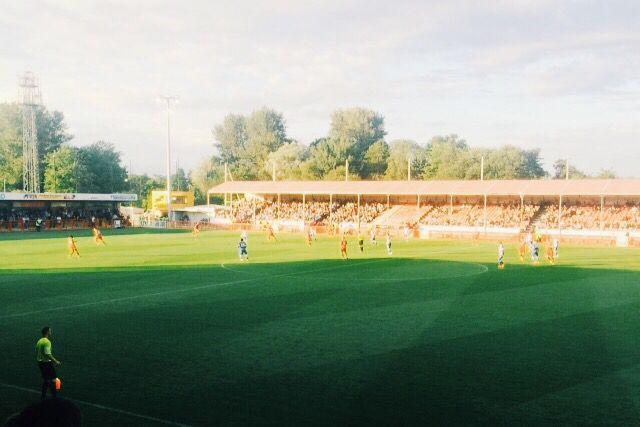 Crawley Town vs Brighton & Hove Albion