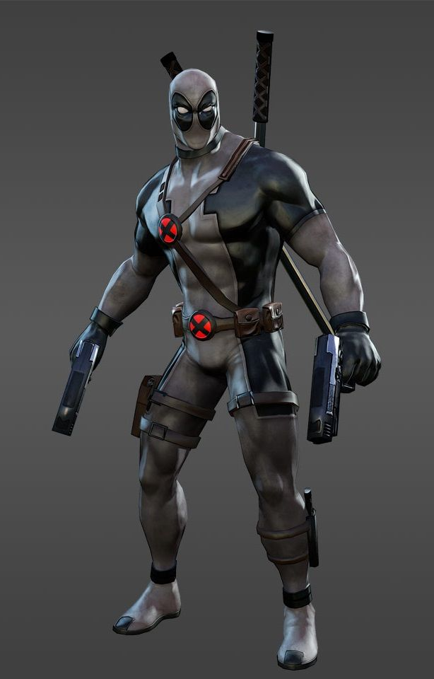 X Force Deadpool Deadpool X-Force Costu...