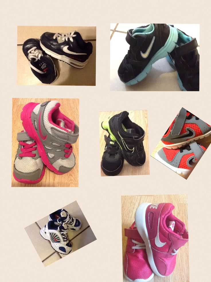 Nike Baby Toddler Girls Shoes Size 7.5