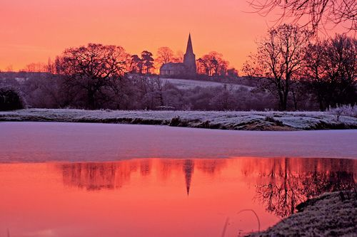 Harrold, Bedfordshire, England
