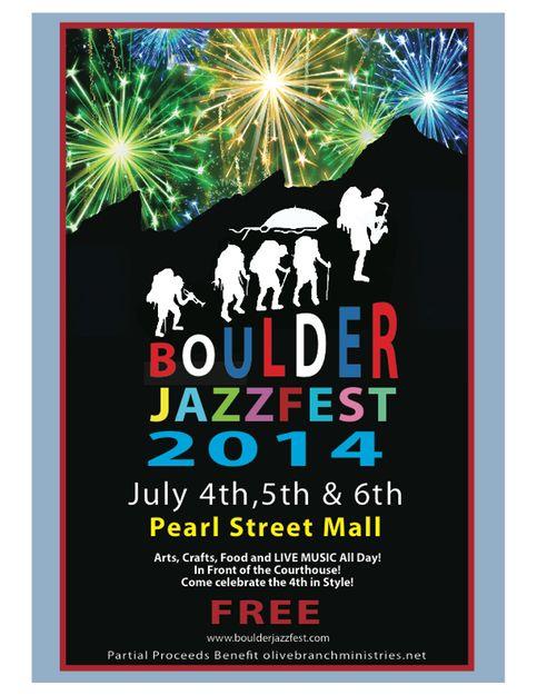 Jazzfest Poster 2014