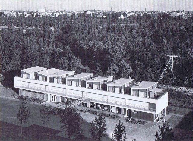 PAUL BAUMGARTEN. Bauten und Projekte 1924-1981. Schiftenreihe der Akademie der Künste Band 19.