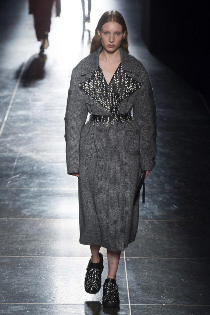 f49350989e8f Модные женские пальто осень-зима 2018-2019 фото   мода в 2019 г ...