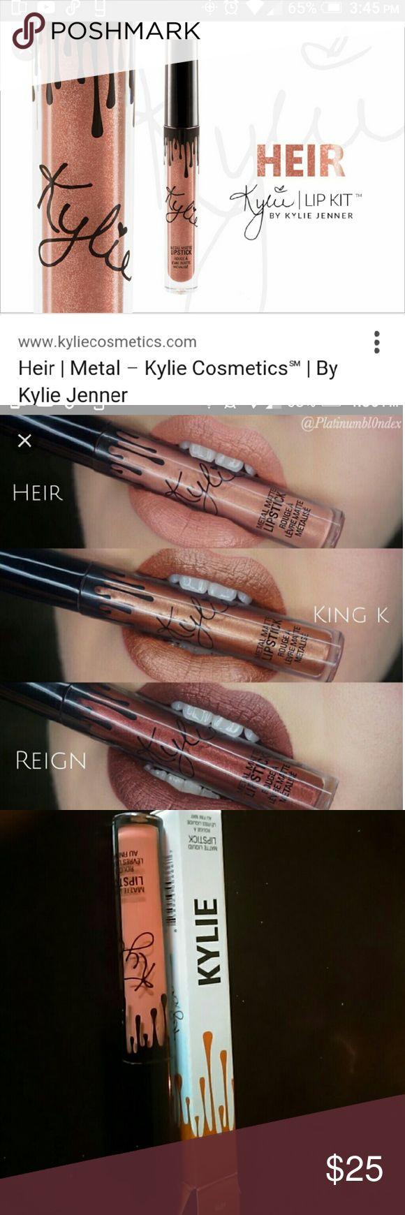 17 Best Ideas About Kylie Jenner Lipstick On Pinterest