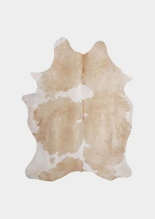 faux cowhide rug for my dream room. #Anthropologie #PinToWin