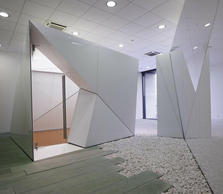 Nuevas sede del CTTI para la Generalitat de Catalunya / Marc Casany