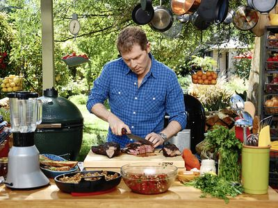 Bobby Flay's BBQ Addict- great recipes for summer!