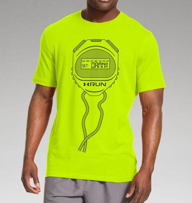 Men's UA Stopwatch T-Shirt