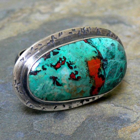 Sonoran Sunrise Ring: Eye Candy, Closet Fantasy, Sonoran Sunrises, Sunrises Rings, Color Speaking, Sunri Rings