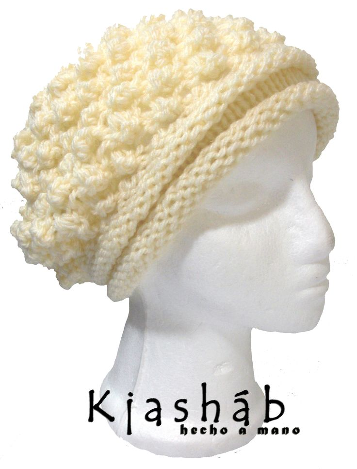 48 best Boinas a crochet images on Pinterest   Crochet patterns ...