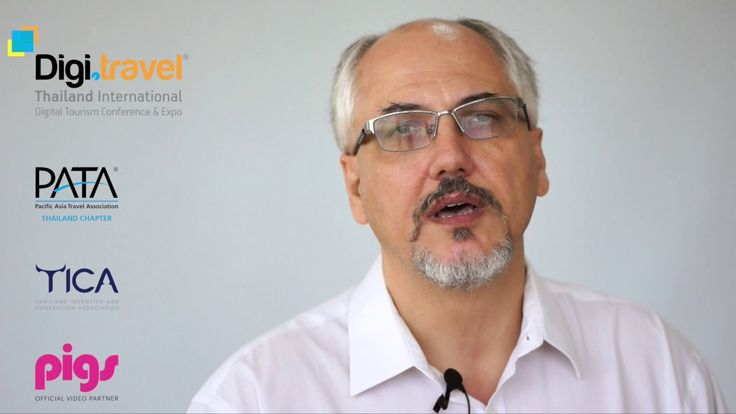 Theodore Koumelis, for the agenda of the 2nd Digi travel Conference & Ex...