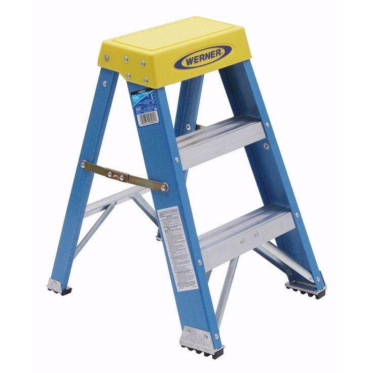 Werner Ladder 2-foot Step Ladder