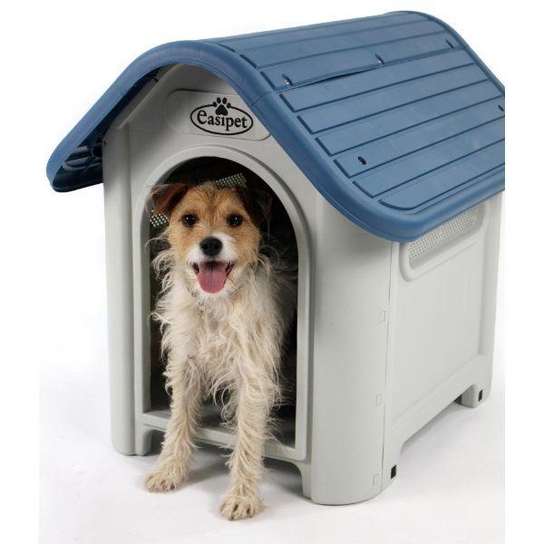 Was £65.00 > Now £24.99.  Save 62% off Plastic Dog Kennel Weatherproof for Indoor and Outdoor Use (940) #5StarDeal, #CratesKennels, #Dogs, #Houses, #KennelsPens, #LowestEver, #PetSupplies, #Under25