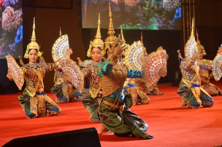 Khmer UNESCO heritage dance
