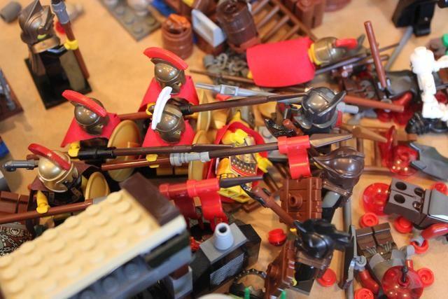 Violence Finale, by Dienekes22