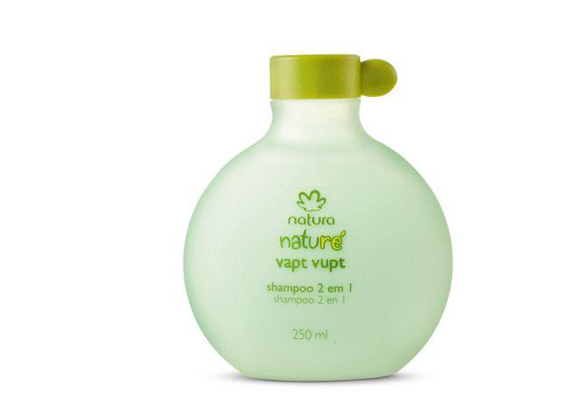 Cabelos limpos em um estalar de dedos. - Shop Nature