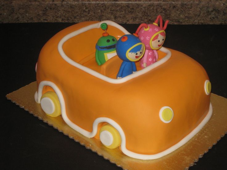 team umizoomi cake ideas - Google SearchTeam Umizoomi Cake