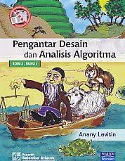 Pengantar Desain dan Analisis Algoritma Edisi 2, Buku 1.Anany Levitin - AJIBAYUSTORE