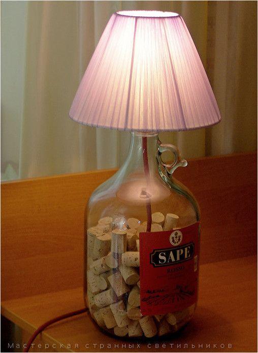 настольные лампы из бутылок: 18 тыс изображений найдено в Яндекс.Картинках
