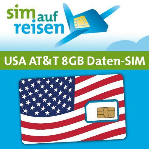 #Sale AT&T #USA #Prepaid #Daten #Sim #Karte #mit 8 #GB aktiviert #zum #Wunschtermin #durch #sim a...  #Sale Preisabfrage / AT&T #USA #Prepaid Daten-Sim-Karte #mit 8 #GB aktiviert #zum #Wunschtermin #durch sim-auf-reisen (Nano)  #Sale Preisabfrage    4G #LTE faehige #Premium #Daten #Sim #Karte #von AT&T, #mit 8 #GB #inklusive   AT&T, #hat #das #schnellste #und #am #besten ausgebaute Mobilfunknetz #der U.S.A  #Ihre Vorteil: Aktiviert #zum #Wunschtermin #durch http://saar.city/?