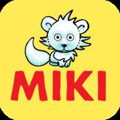 MiKi er en interaktiv bog for de yngste. De skal trykke på nogle ting, for at historien fortsætter. Det er en rigtig sød og fin historie. Der er også lidt uhyggelig. Den koster 7 kr.