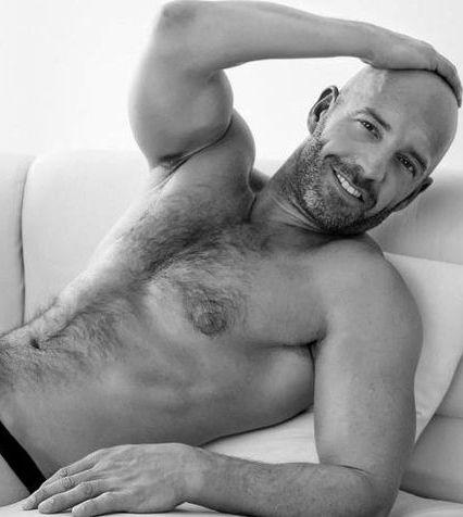 Hairy erotica for men