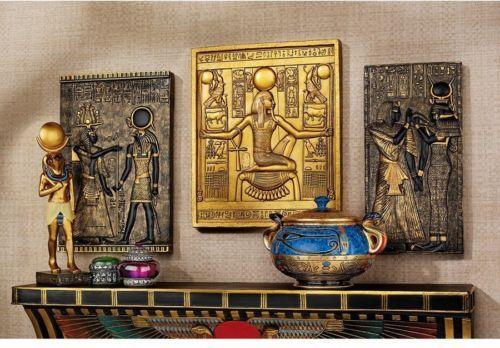 CHECK OUT! https://seethis.co/EORx1/ #Sculpture #WallArt #Design #Toscano #Frameless #Resin #Egyptian #Home #Decor