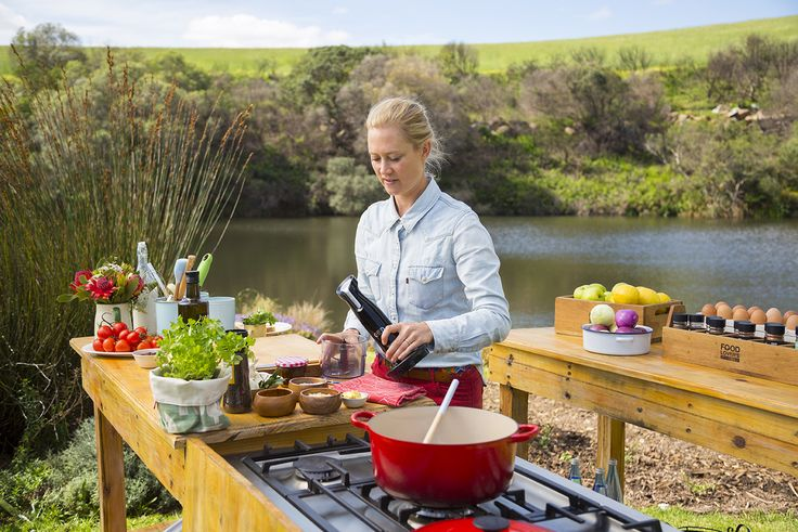 To join the #SarahFoodSafari, follow the journey on Facebook, Instagram and Twitter www.facebook.com/DefySouthAfrica Stand to WIN a DEFY 5 Burner Gas Stove by joining in on the #OneThingBetter conversation.
