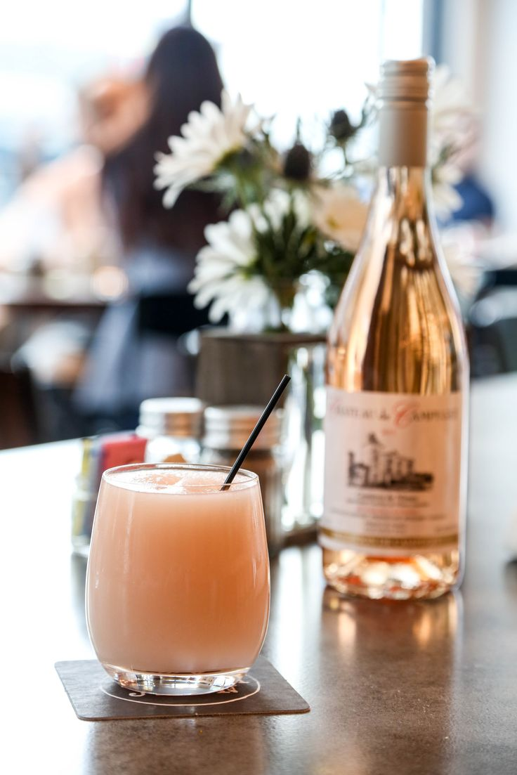 Sip happy with the Frosé recipe the team at Willa Jean shared with Tidbits.