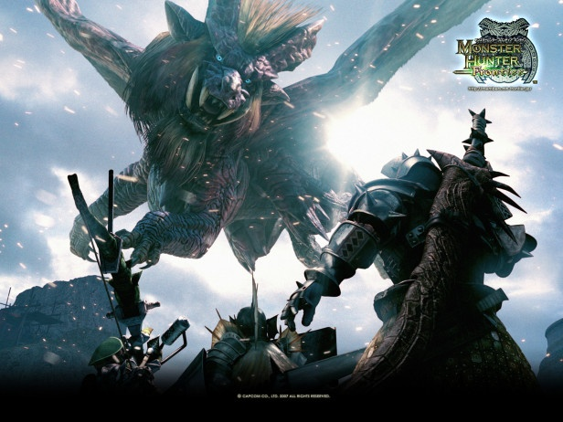 Monster Hunter es anunciado para PC - http://games.tecnogaming.com/2013/04/monster-hunter-es-anunciado-para-pc/