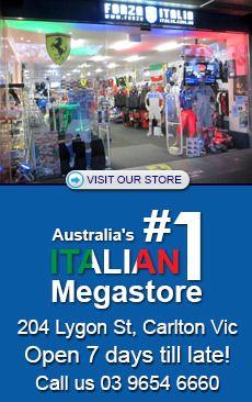Melbourne Store - 204 Lygon Street, Carlton
