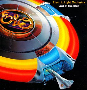 ELO - Always rib the daughter that we named her after ELO - another classic album from my youth.